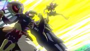 Raikiri and Superstar destroyed
