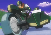 Blister and Aero's Duel Runner