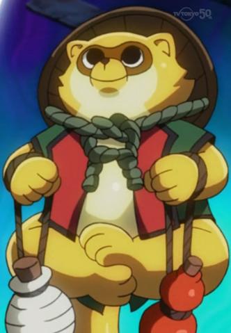 File:KagemushaRaccoonToken-JP-Anime-ZX-NC.png