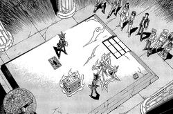 Ceremonial Battle - manga
