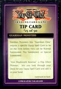 TipCard25-DR1-EN-Front