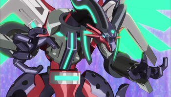 Yu-Gi-Oh! VRAINS - Episode 011