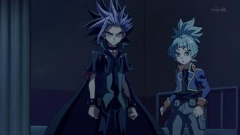Yu-Gi-Oh! ARC-V - Episode 035