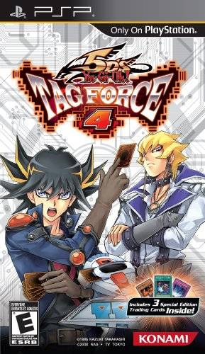 Yu-Gi-Oh 5D's Tag Force 4 Eng