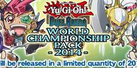 World Championship Pack: 2014