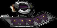 Battle City Beta Disk - Black