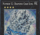 Number 52: Diamond Crab King