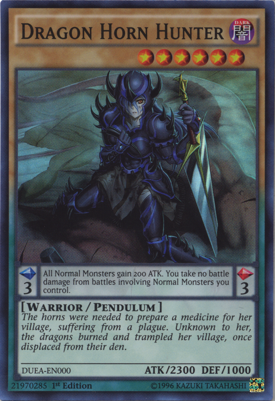 card tips dragon horn hunter yu gi oh fandom powered by wikia