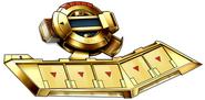 Battle City Beta Disk - Gold