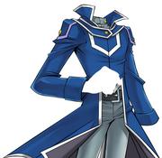 Obelisk Blue Uniform - MALE