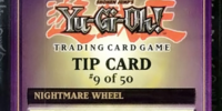 Nightmare Wheel (Tip Card)