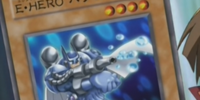 Elemental Hero Bubbleman (anime)