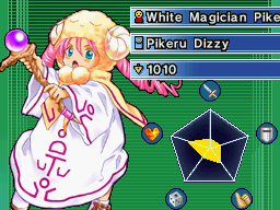 White Magician Pikeru-WC09