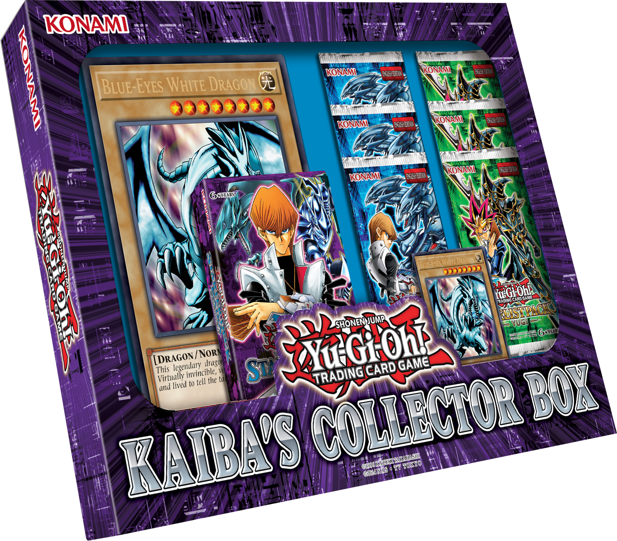 kaiba u0027s collector box yu gi oh fandom powered by wikia