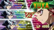 Yuya VS Obelisk Force