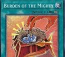 Burden of the Mighty