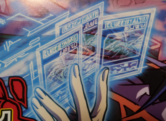 File:Movie poster - Kaiba's projected cards.png