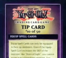 Equip Spell Cards