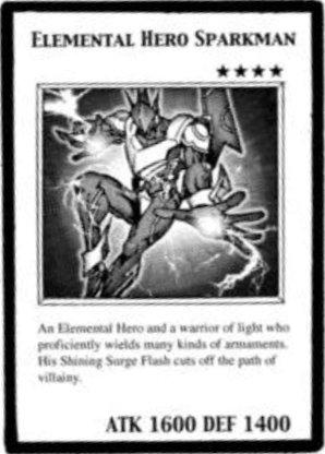 File:ElementalHEROSparkman-EN-Manga-GX.png