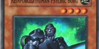 Reinforced Human Psychic Borg