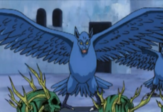 Stealth Bird (GX anime)