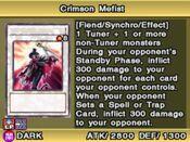 CrimsonMefist-WC11-EN-VG