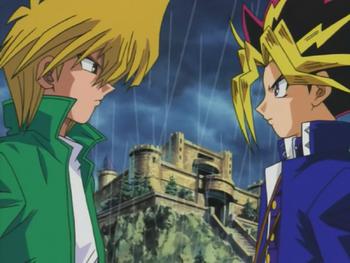 Yu-Gi-Oh! - Episode 033