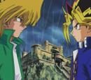Yami Yugi and Joey's Duelist Kingdom Duel