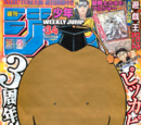 Weekly Shōnen Jump 2015, Issue 34 promotional card