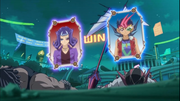 8 - Yuma and Shark's victory