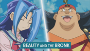 Beauty and the Bronk Team