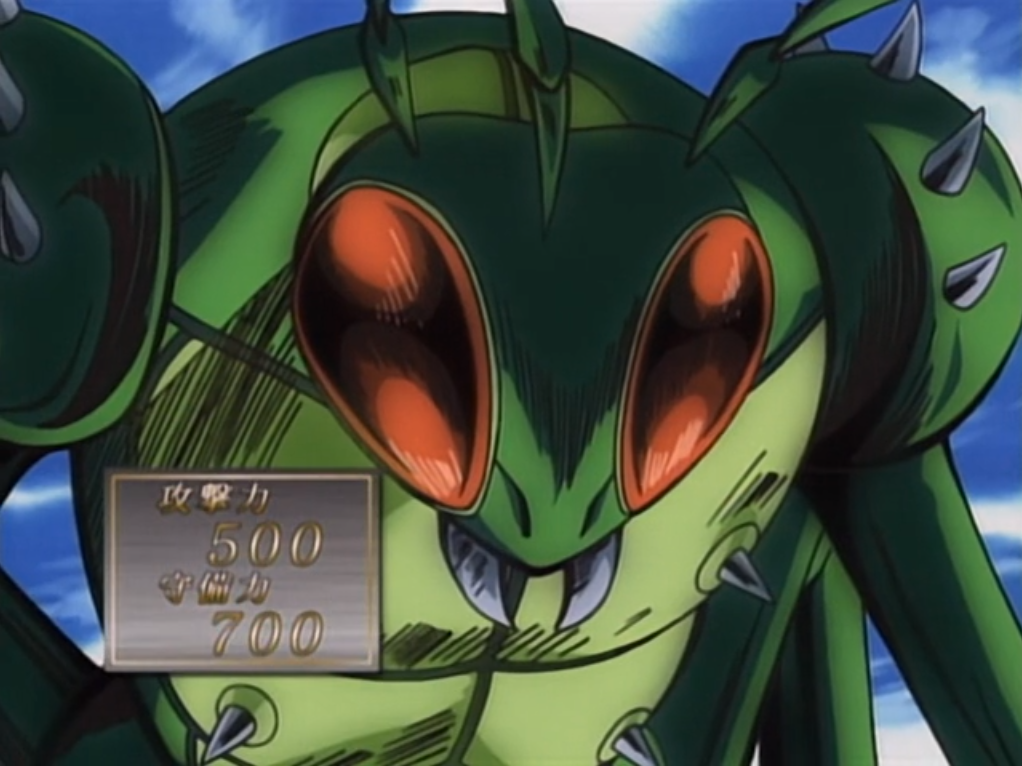 Basic Insect  Anime