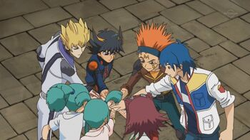 Yu-Gi-Oh! 5D's - Episode 096