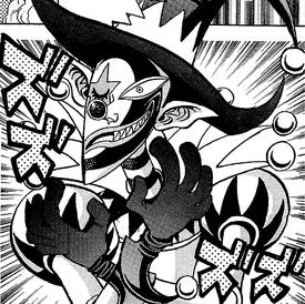 SaggitheDarkClown-JP-Manga-DM-NC