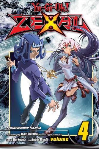 <i>Yu-Gi-Oh! ZEXAL</i> Volume 4