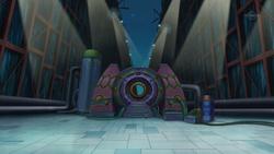 Dimensional Transporter
