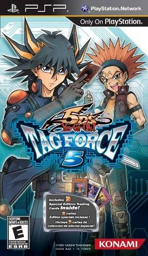 Yu-Gi-Oh! 5D's Tag Force 5 promotional cards