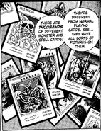 YGO-009 Scattered cards-EN