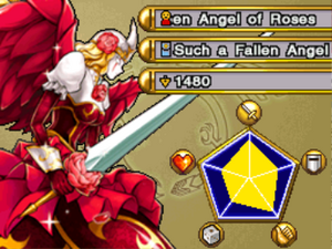 Queen Angel of Roses-WC11