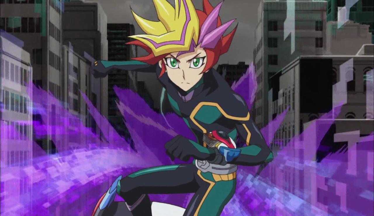 Yu-Gi-Oh! VRAINS - Episode 001   Yu-Gi-Oh!   FANDOM ...