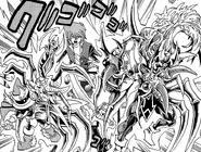 """ParasiteParacide-JP-Manga-DM-NC-""""Panther Warrior"""" and """"Little Winguard"""""""
