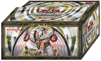 Structure Deck: Cyber Dragon Revolution Deluxe Edition