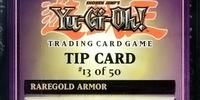 Raregold Armor (Tip Card)
