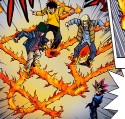 Maze of Fire