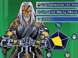 Grandmaster of the Six Samurai-WC09