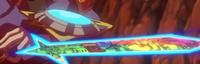 Sora Shiun'in Academia Duel Disk