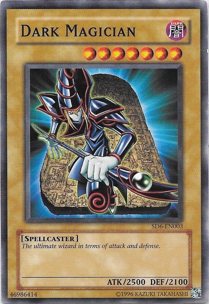Dark Magician | Yu-Gi-Oh! | FANDOM powered by Wikia