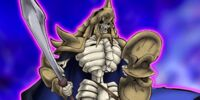Mesozoic Fossil Knight