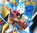 Yu-Gi-Oh! ZEXAL DVD listing
