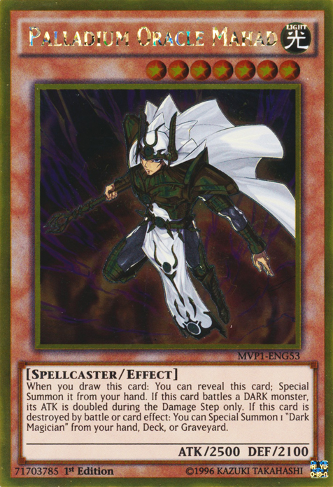 Palladium Oracle Mahad | Yu-Gi-Oh! | FANDOM powered by Wikia